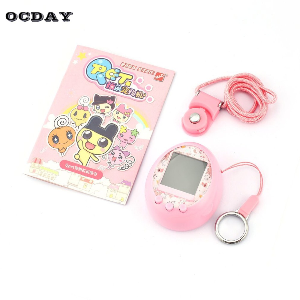 Tamagotchis Virtual Electronic Pets Toys For Kids Machine Digital HD Color Screen E-pet Online Interaction Super-Strong Function