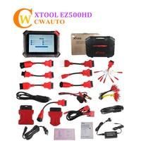 Original Xtool EZ500HD EZ500 HD Tablet Sistema con Funciones Especiales para Heavy Duty Truck Diagnóstico de Actualización En Línea