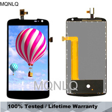 New For Lenovo S920 LCD Display Touch Panel Screen Digitizer Assembly MQNLQ lenovo s920