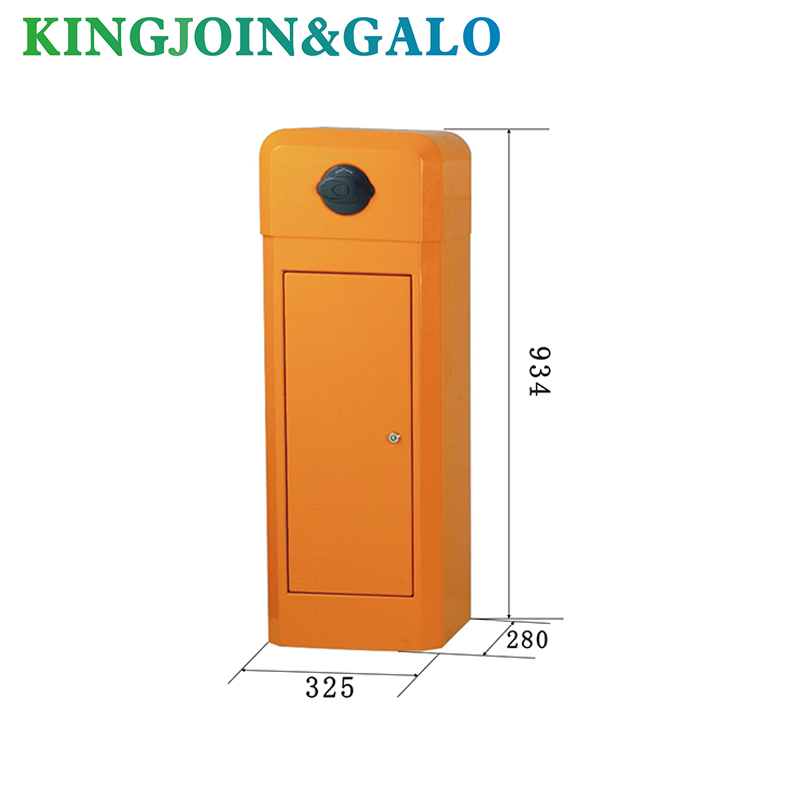 0.3s Vehicle GSM Automatic Barrier Gate Boom Gate