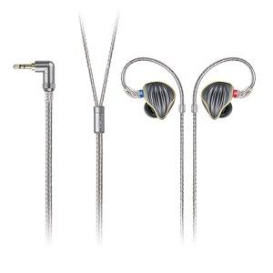 Image 3 - FiiO FH5 Quad Fahrer Hybrid HIFI IN Ohr Monitore Kopfhörer mit Knowles Ausgewogene Anker Treiber Abnehmbare Kabel MMCX
