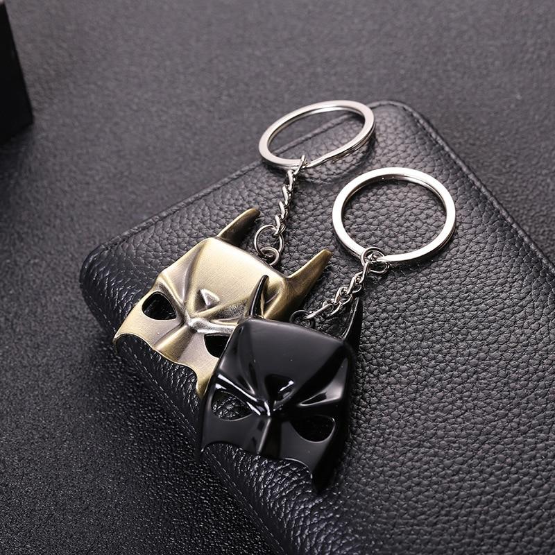 Black Panther Mask Keychain (4)