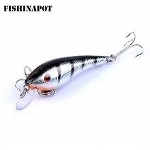 Topwater Wobbler Crankbait-Lure Fish-Fishing-Lure Japan Artificial FISHINAPOT 1pcs Hard-Crank