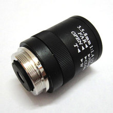 1/3″ and 1/4″ CCD IR CS manual 3.5-8MM CCTV Lens for color B/W Camera lense