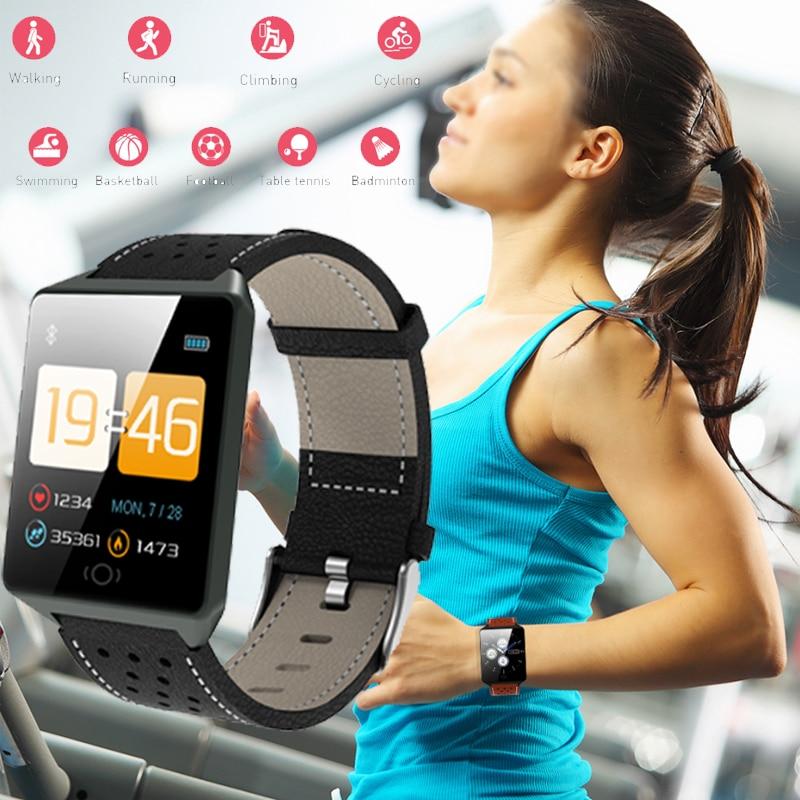 Fashion Women Waterproof Watch Luxury Smart Watch Calorie Pedometer Sport Bracelet Led Watch Ladies Wristwatch For