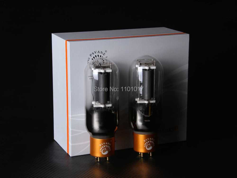 PSVANE 845-TII Vacuum Tube Mark TII Series Collection Edition HIFI EXQUIS Factory Matched  845 Electron psvane uk 300b l vacuum tubes hifi exquis united kingdom serie 300b lamp