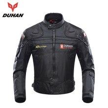 Фотография DUHAN Motorcycle Jackets Men Motocross Off-Road Racing  Body Armor Protective Moto Jacket Motorbike Windproof Jaqueta Clothing