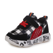 E CN kids shoes sneakers boys girls fashion running sport sneakers children soft bottom shoes spring mesh baby sneakers sneakers e goisto sneakers