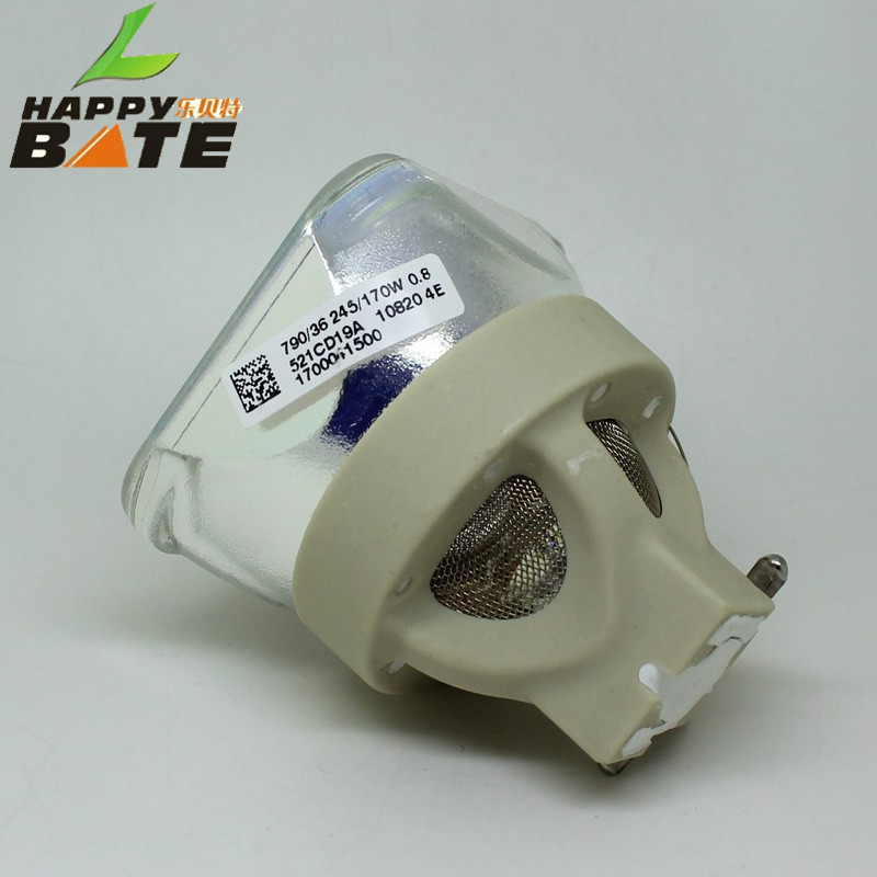 HAPPYBATE Original Bare Lamp LMP-C240 Projector Lamp For vpl-CW245 VPL-CX238 CX235 UHP245/170W 180 Days Warranty free shipping lamtop projector lamp with housing for 180 days warranty lmp c121 for vpl cx4