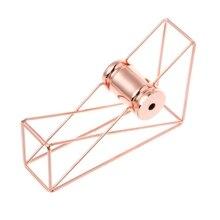 Розовая Золотая лента диспенсер кружевная лента резак Васи органайзер для хранения набор канцелярских принадлежностей
