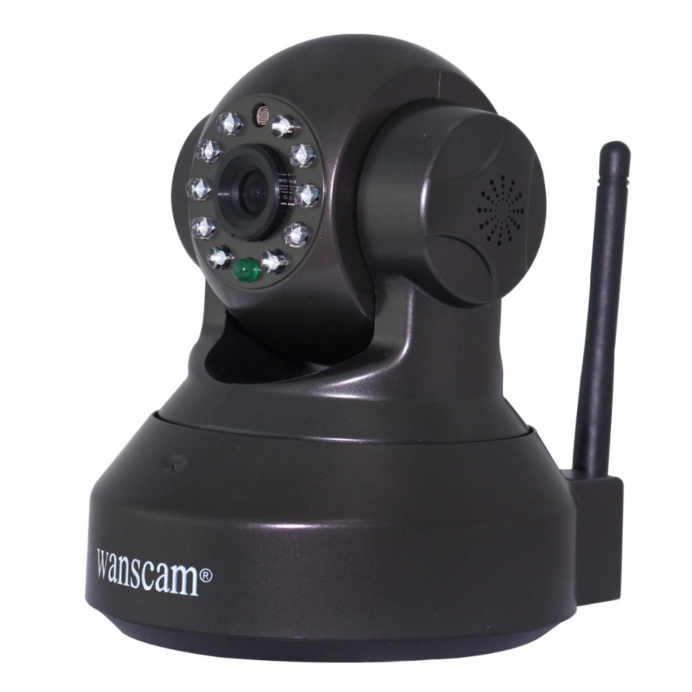 Wanscam JW0012 480P Pan Tilt Rotate Motion Detection IR Night Vision Network IP Camera Support TF