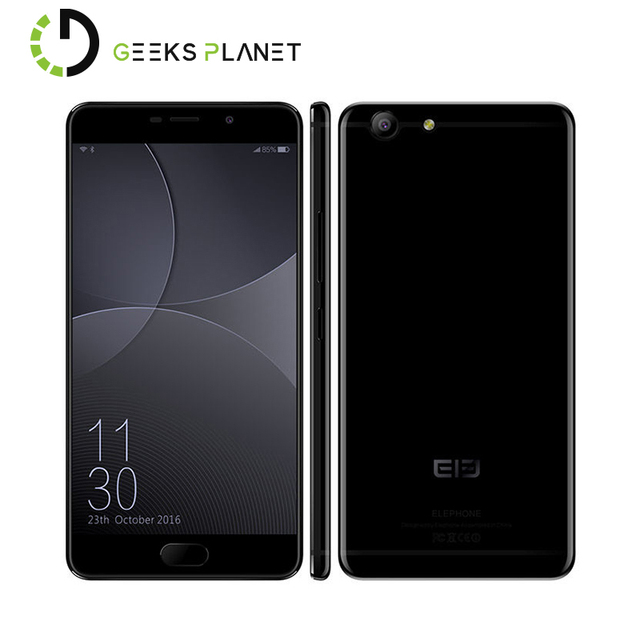 Original Elephone R9 (3G+32G) Helio X20 MTK6797 2.0GHz Deca Core 5.5 Inch 2.5D FHD Screen Android 6.0 4G LTE Smartphone
