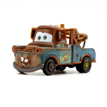Disney Pixar Cars Cars 2 3 Lightning McQueen Jackson Storm Cruz Ramirez Mater Diecast Metal Alloy Cars Model Kid Christmas Toys