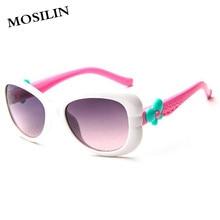 7a3a5c043b MOSILIN 2018 Lovely Kids Sunglasses Baby Girls Children Sun Glasses UV400  Goggles
