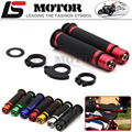 THE HOT BARRACUDA 7/8'' Motorcycle Handle Grips cnc 22mm FOR DUCATI 1098 1198 1199 899 Panigale