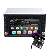 Quad Core 6 2 Inch 2DIN Android 5 1 Car In Dash Hean Unit GPS NAV