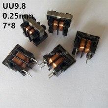 Дросселя индуктивности общего фильтра режима мм шт. для