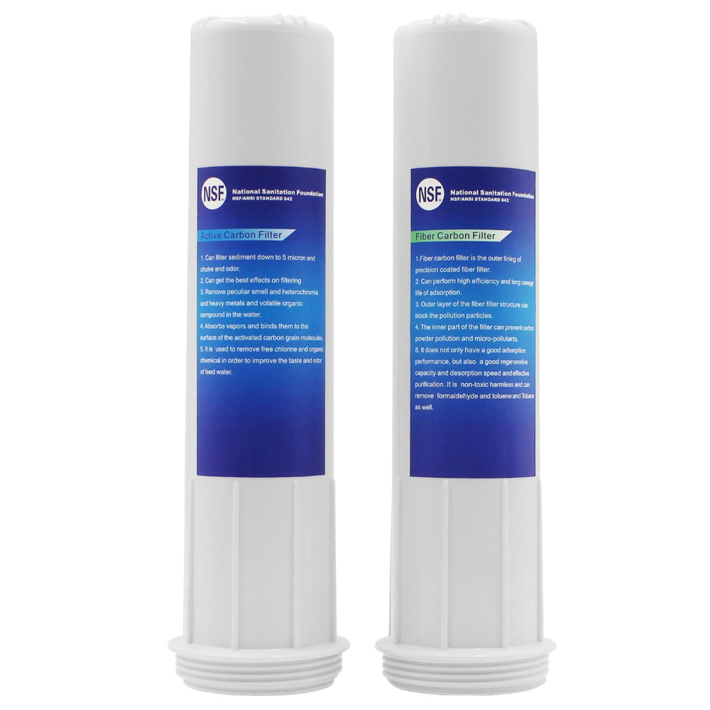 Replacement Internal Fiber/Active Carbon Filter For 929 Alkaline Water Ionizer Purifier Machine Only