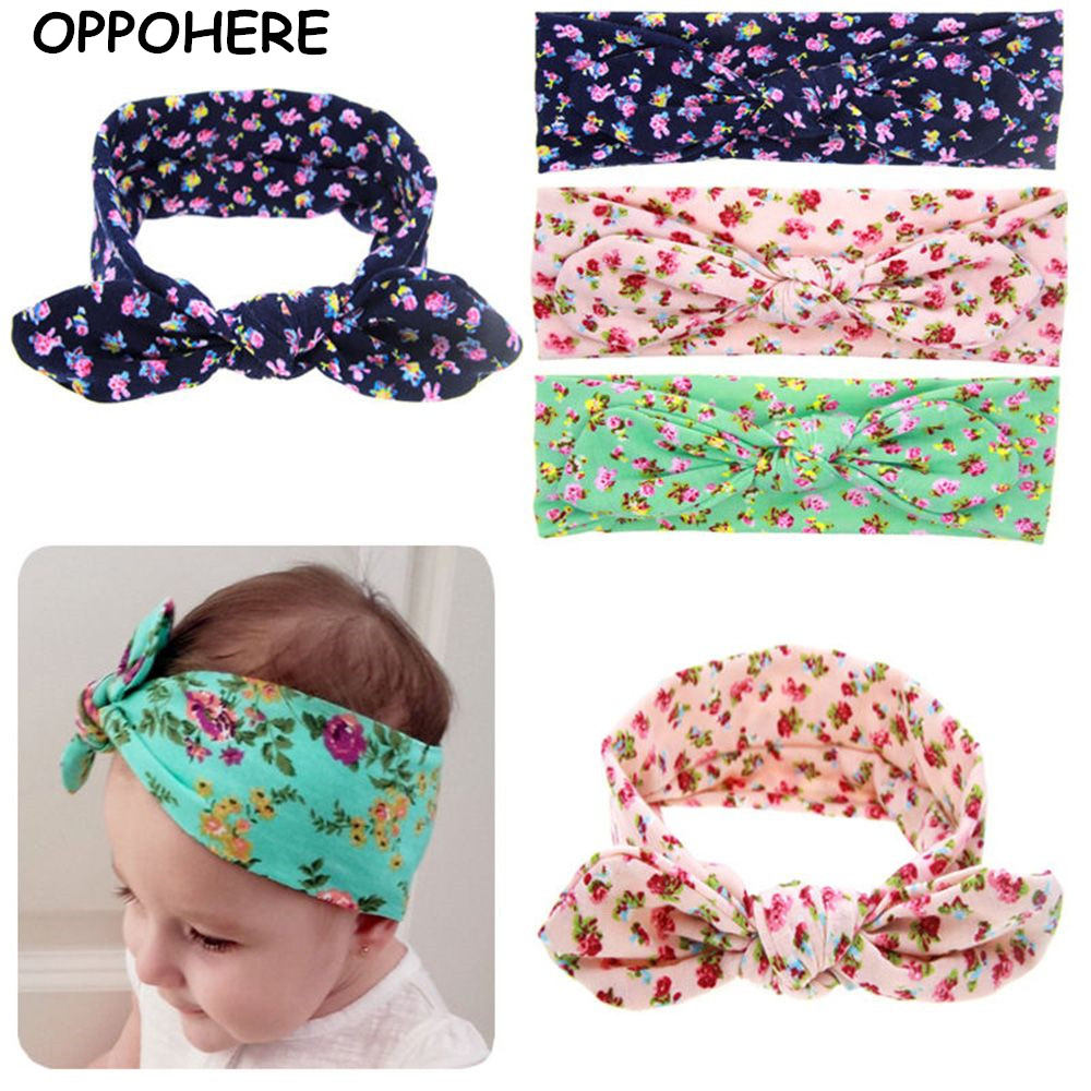 Korea Velvet Tie Knot Hairbands Gold Letter Hairband Crown Headbands For Girls Hair Bows Hair Accessories Vivid And Great In Style Girl's Accessories Girl's Hair Accessories
