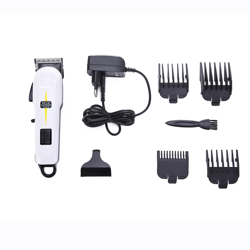 ФОТО CHJ Beard Trimmer Rechargeable Hair Clipper Shaver Machine Electric Shaver Razor Hair Trimmer Beard Shaping Tool