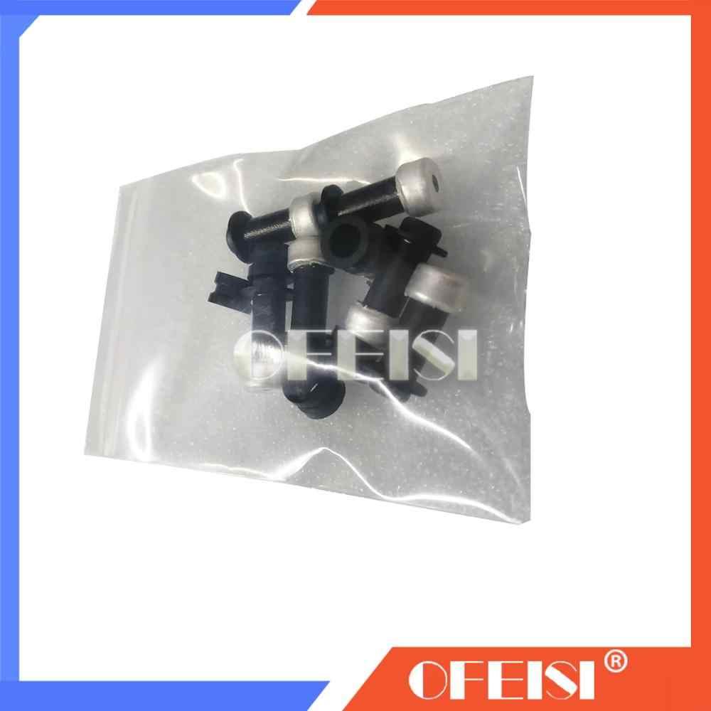 6 Set Nozzle Koneksi Memperbaiki Tinta Tabung ASSY untuk HP Designjet 1050C 1055 CM 5000 5100 5500 4020 4520 4500 4000 6100 6200 7100 L25500