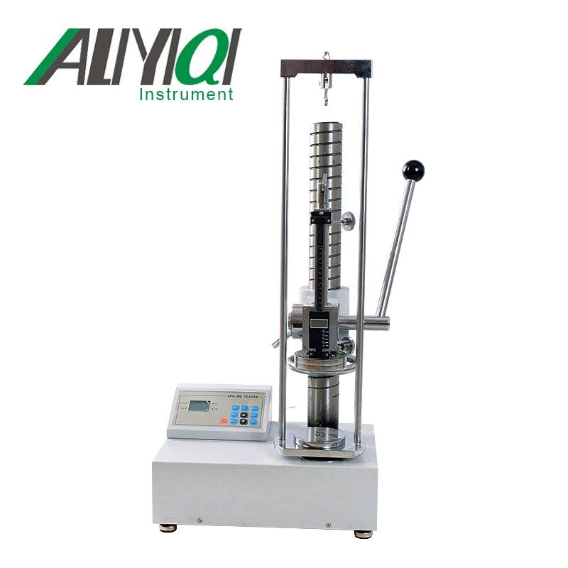 2000N compression and tensile testing machine spring tension tester ATH-2000 tentsile tensile tensile tester machine test spring цена