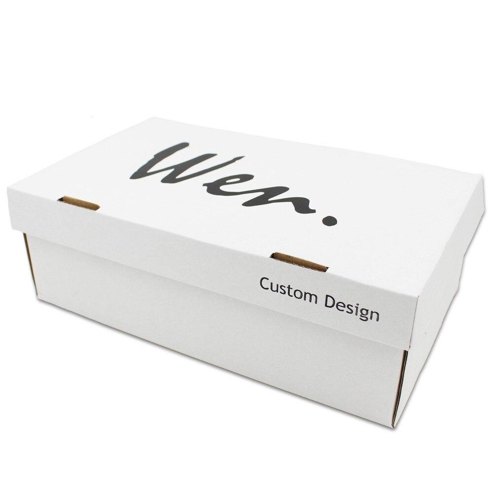 Wen dizajn Custom ručno oslikane cipele Chicago Flag City Skyline - Tenisice - Foto 6