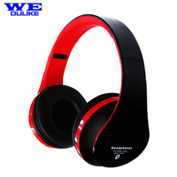 Hands Free Wireless Bluetooth Headphones Support SD Card FM Best Hifi Stereo Cordless Earphones Foldable Headset