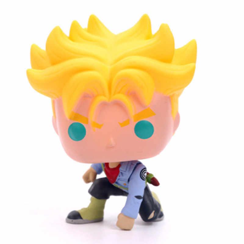 SHFiguarts 10 Figura Dragon Ball Z Super Saiyan Goku Vegetto trunks Vegeta Frieza gohan Kuririn Lazuli figura de brinquedo