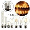 LightInBox  Lamps Warm White ST64 T30 G80 Led Specialty Decorative Light Bulbs E14 E27 Vintage Edison LED COB Filament Decor