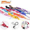 Colorful Rotatable Detachable Universal Mobile Ring Phone Neck Strap Lanyard for iPhone Samsung LG Huawei Key ID PASS Card