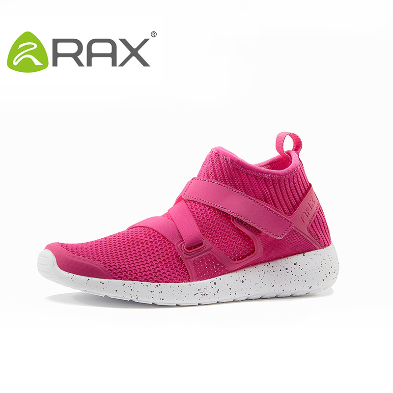 RAX New Women Breathable Running Shoes Lightweight Sneakers Men Outdoor Sport Tourism Zapatos De Hombre Athletic Sneakers