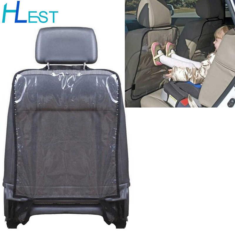 New Car Auto Assento Voltar Protector Capa Para Crianças Mat Pontapé Proteção Lama Limpa para o Bebê Crianças Proteja Assentos de Automóveis cobre