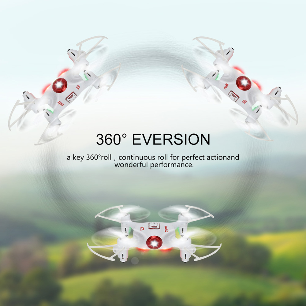 Original SYMA X21 Drone RC Quacopter Helicopter Drones Dron Aircraft Headless Mode Hover Fixed High Function Toys For Boy Gift