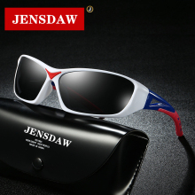 JEMSDAW 2019 New Classic Fashion Mens Polarizing Sunglasses Brand Design Latest Driving Glasses UV400