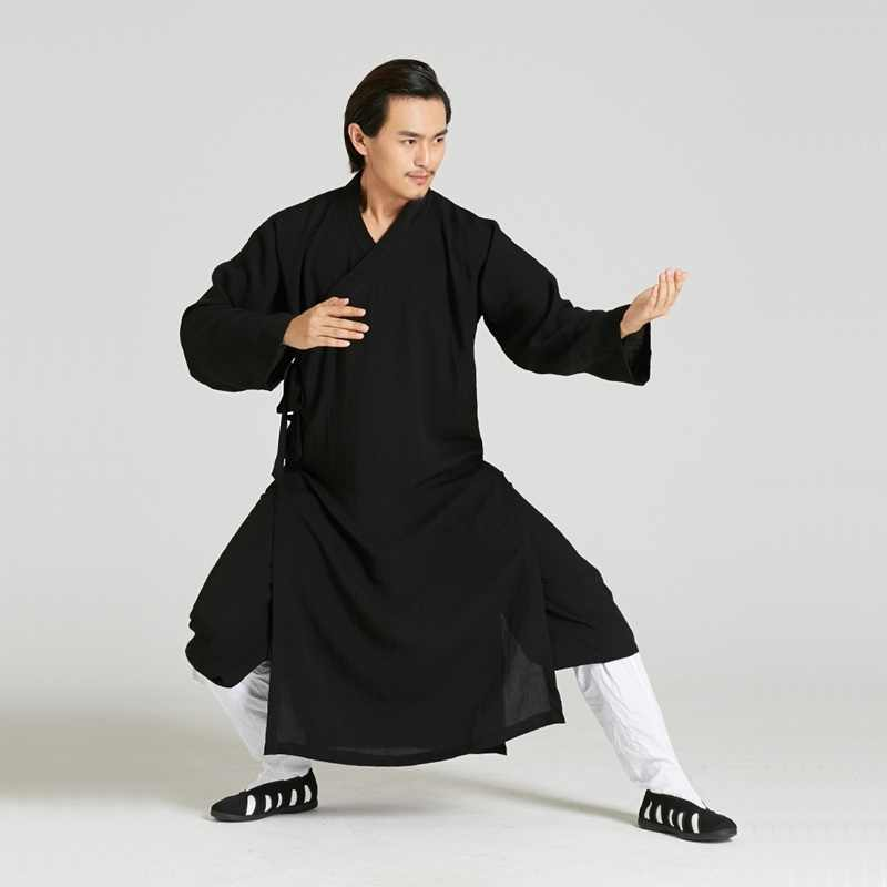 Традиционная китайская одежда для мужчин мужское пальто Верхняя одежда Восточный зимний Тренч Мужская одежда Тренч 2018 TA118