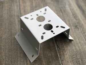 Image 4 - OWLCAT מתכת פינת הר BRACKET עבור IP מצלמה CCTV PTZ קיר להתקין חיצוני עמיד למים לבן