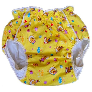 Free Shipping  FUUBUU2215-071-L  ABDL Adult Diaper/ incontinence pants/ diaper changing mat/Adult baby