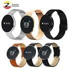 CF006 smart bracelet Android IOS Business man women Round blood pressure&sleep monitoring Sport smart Bracelet pk mi2 band