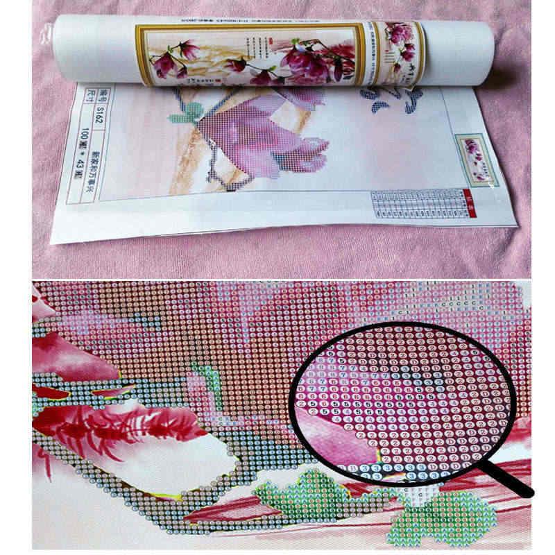 Алмазная вышивка цветок пейзаж мультфильм котенок Алмазная мозаика мозаичный узор алмазная живопись набор алмазные фото искусство