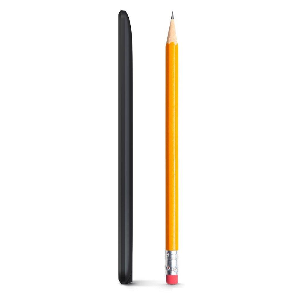Kindle Black 2016 version écran tactile, logiciel Kindle exclusif, lecteur de livres électroniques Wi-Fi 4 GB eBook e-ink 6 pouces - 4