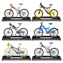 WELLY Cycling 1:10 Scale Metal Model PorscheBike Audi/BMWQ5 Mountain Bike Alloy bicycle Collection friends Gift