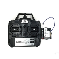 New 2.4GHz 5.3 Version 1/16 Controller Transmitter Remote Control Set For Heng Long RC Tank