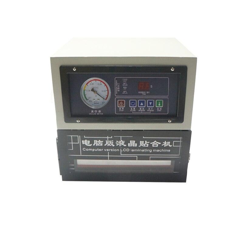 8 polegada Auto máquina de reparo LCD LY 818 digital OCA máquina de laminação para o telefone móvel