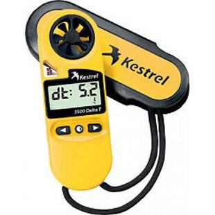 Anémomètre portatif américain NK Kestrel 3500 anémomètre électronique d'instrument météorologique de vitesse du vent