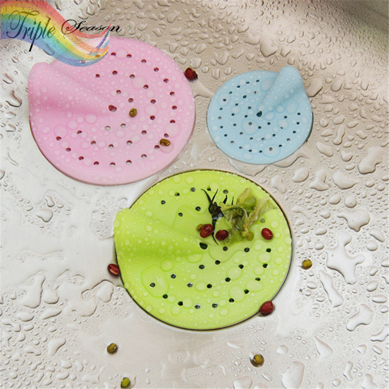 2 Pieces Candy Colors Bathroom Accessories Sets Family Lovely New Sink Filter Ab0022s