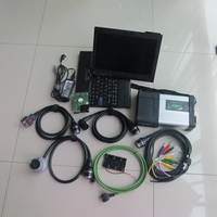 mb star c5 diagnostic tool with 2020.06 newest software hdd with x200t laptop full set ready to use