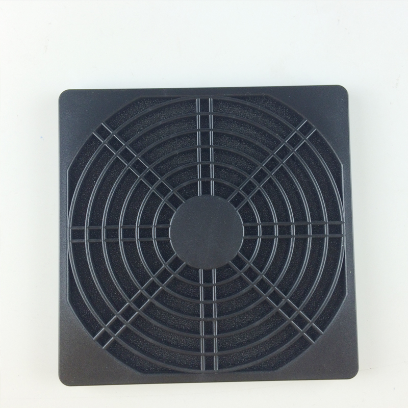 10pcs Three In One Air Filter Cover Suit For 12cm Fan Dust-proof Nets For PC Encasement 120mm