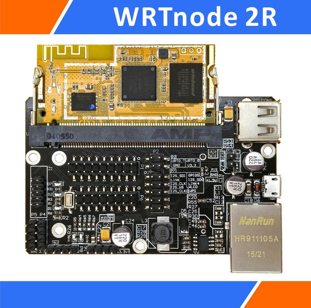 WRTnode2R -Mini Openwrt Devboard