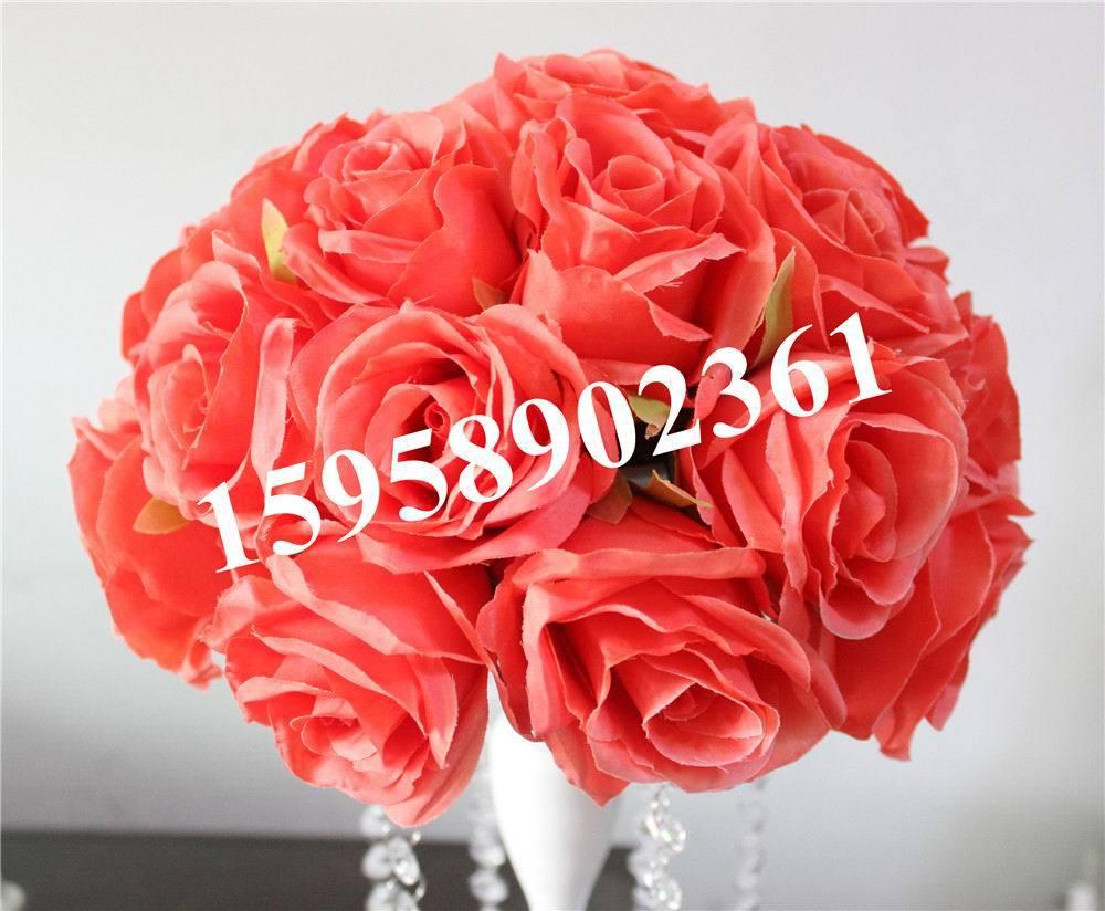 SPR 30cm 10pcs / lot - novi dolasci svila ljubljenje ruže cvijeće - Za blagdane i zabave - Foto 5